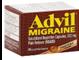 Advil Migraine Ibuprofen 200 mg Liquid Filled Capsules, 40 CT