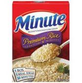 Minute Premium Instant Enriched Long Grain Rice - 14 oz