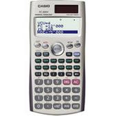 Casio FX-65 Fraction Calculator