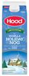 Hood Vanilla Holiday Nog -32oz