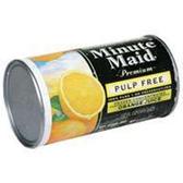 Minute Maid Orange Juice -12 oz