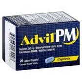 Advil PM Caplets - 20 Count