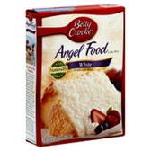 Betty Crocker Angel Food Cake Mix -18.25 oz
