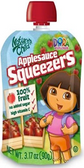 Nature's Child Squeezers - Applesauce -4ct