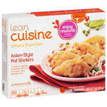 Lean Cuisine - Asian Style Pot Stickers -1 meal