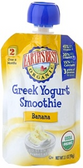 Earth's Best - Banana Greek Yogurt Smoothie -3oz