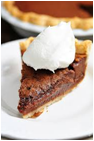 "8"" Chocolate Chess Pie -1ct"