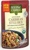 Seeds of Change - Caribbean Style Rice -8.5oz