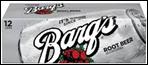 Barq's Root Beer Fridge pk -12pk