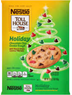 Nestle Tollhouse Chocolate Chip Cookie Dough With Colord Morsels