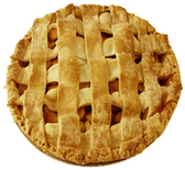 "11"" Apple Pie -1pie"