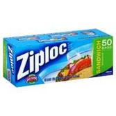 Ziploc Sandwich Bags - 50 Count