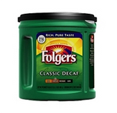 Folgers Decaf Ground Coffee