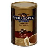 Ghirardelli Double Chocolate Hot Cocoa Mix -16 oz