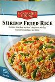 Gourmet Dining - Shrimp Fried Rice -28oz