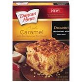 Duncan Hines Apple Caramel Cake Mix -18.25 oz