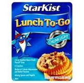 Starkist - Tuna Salad Lunch Kit Chunk Light -2 pk