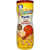 Gerber Fruit Puffs Apple Cinnamon-1.48oz