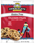 Immaculate All Natural Gluten Free Chocolate Chunk -12ct