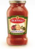 Bertolli Olive Oil & Garlic - 24 oz