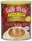 Caffe Dvita Sugar Free Hot Cocoa Mix -10oz