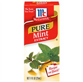 McCormick Specialty Extracts Pure Mint Extract -1 oz