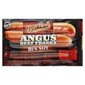 Ball Park Bun Size Angus Beef Franks - 16 oz