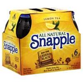 Snapple Lemon Tea -6 pk