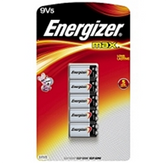 Energizer MAX 9V Batteries