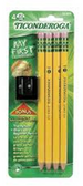 Dixon Ticonderoga Jumbo Pencil -4ct