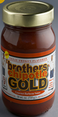 Brother's Barbecue Sauce - Chipotle  -18oz