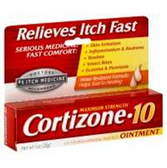 Cortisone 10 Ointment - 1 Oz