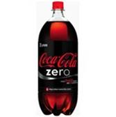Coca Cola Zero Soda - 2 L