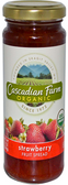 Cascadian Farms Organic Fruit Spread - Strawberry -10oz