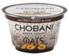 Chobani Oats Apricot Greek Yogurt, 5.3 OZ