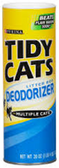 Tidy Cats For Multiple Cats Litter Box Deodorizer -30oz