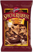 Gardetto's Special Request Roasted Garlic Rye Chips -8oz
