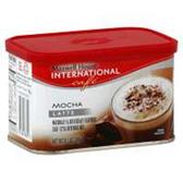Maxwell House Instant Coffee Mocha Latte -8.4 oz