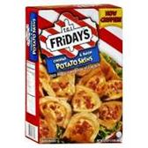 T.G.I. Fridays Potato Skins Cheddar and Bacon -8 oz