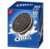 Nabisco Oreo Cookies 1