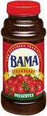 Bama - Strawberry Preserves -16oz