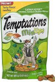 Whiskas Temptations Cat Treats Cantip Fever -3oz