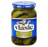 Vlasic Kosher Baby Dill Pickles -16 oz
