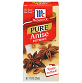 McCormick Specialty Extracts Pure Anise Extract -1 oz