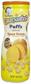 Gerber Fruit Puffs Sweet Potato-1.48oz