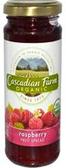 Cascadian Farms Organic Fruit Spread - Raspberry -10oz