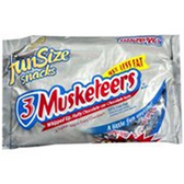 3 Musketeers Fun Size Snacks -11 oz