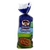 Quaker Rice Cakes Apple Cinnamon -6.52oz