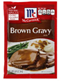 McCormick Brown Gravy Mix, 0.87oz
