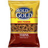 Rold Gold Braided Thin Classic Style Pretzels -16 oz